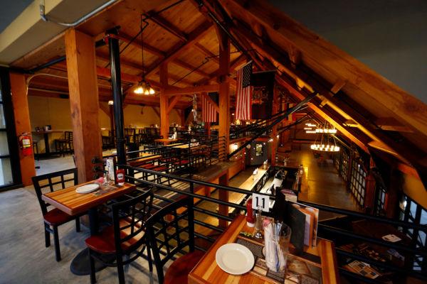 Beer Hall Interior 3